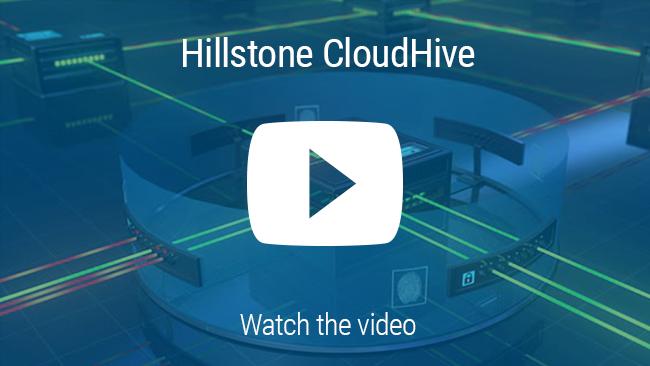 Watch Vídeo: Hillstone CloudHive solução avançada de microsseguimentação