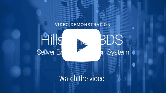 Watch Vídeo: Demo Hillstone sistema para detectar violações de segurança em servidores